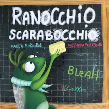 """""""RANOCCHIO SCARABOCCHIO!"""""""